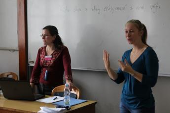 LP2015_016 Tematická sekce Čeština českých neslyšících a znakový jazyk