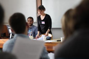 LP2015_045 Workshop Tazatelé vs. jazyková poradna: co (ne)může být zdrojem argumentů pro doporučovaná řešení?