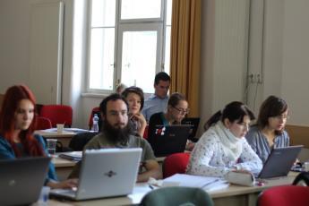 LP2015_069 Workshop Sestav si svůj korpus: anotace a prohledávání mluvených dat pomocí programu ELAN